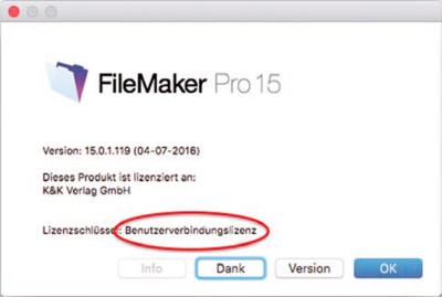 Lizenzleitfaden zu FileMaker 15 :: FileMaker Magazin