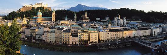 Salzburg quer