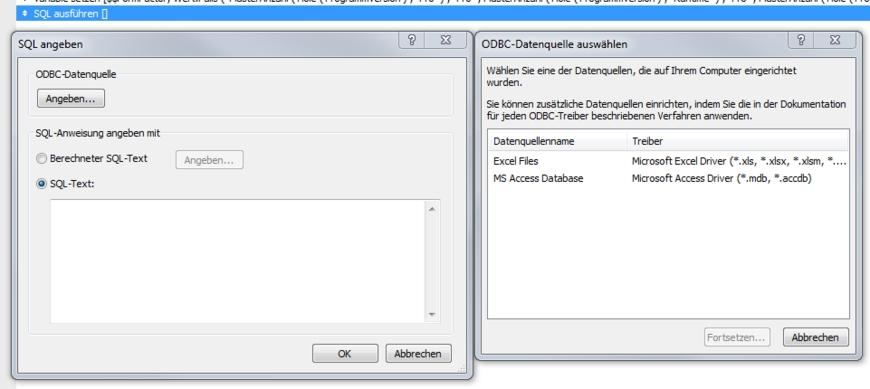 FileMaker Forum-Beitrag : ODBC-Zugriff auf Access-DB (*.accdb ...