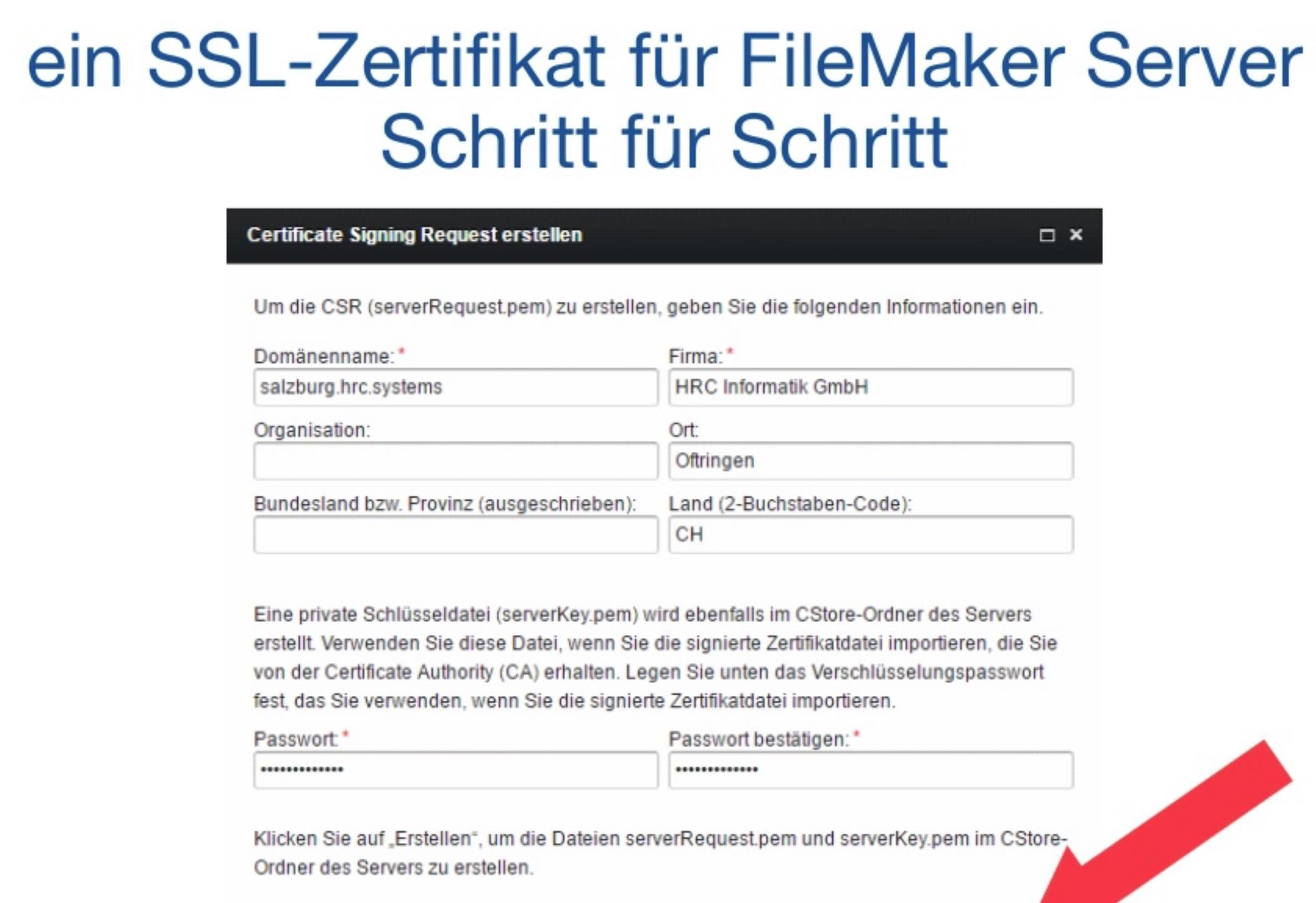 Filemaker Forum Beitrag Ssl Preiswert Auch Unter Fm Go