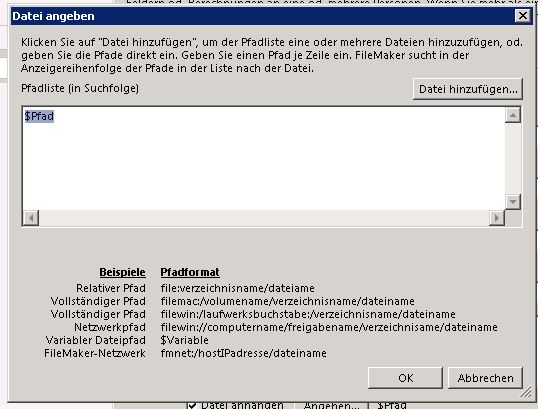 Filemaker Forum Beitrag Fmgo Email Mit Anhang Versenden