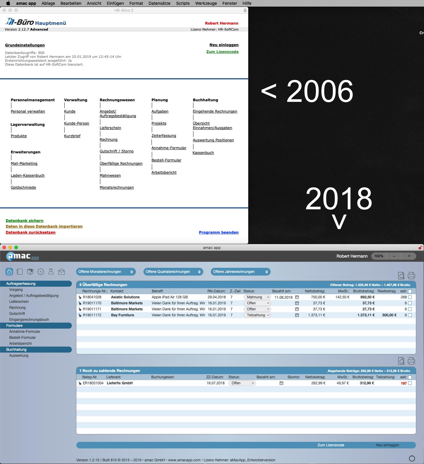 FileMaker Forum-Beitrag: Re: #10YearChallenge :: FileMaker